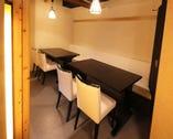 テーブル個室 (2~10名様迄ご利用可能)