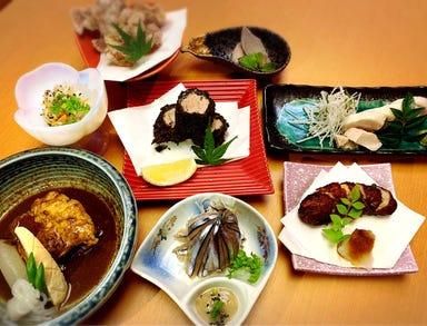 鹿児島県産黒豚料理 黒福多  コースの画像