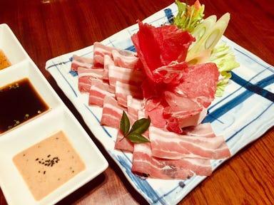 鹿児島県産黒豚料理 黒福多  こだわりの画像
