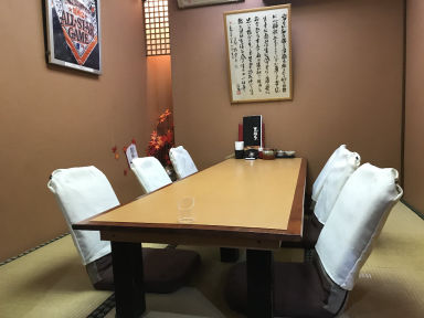 鹿児島県産黒豚料理 黒福多  店内の画像