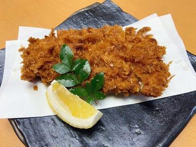 鹿児島県産黒豚料理 黒福多  メニューの画像