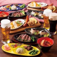 YEBISU BAR 大崎店 コースの画像