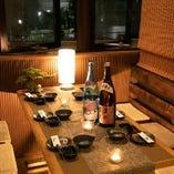 【6~11名様】会社宴会やご接待・同窓会・合コンなどに!完全個室