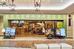 グローカルカフェ サンシャインシティアルパ店