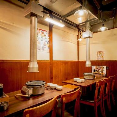 焼肉万里 大宮南銀通り店 店内の画像