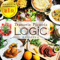 Trattoria Pizzeria LOGIC 静岡