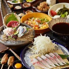 主水 日本橋三越前店 ‐しまね料理とさばしゃぶの店‐