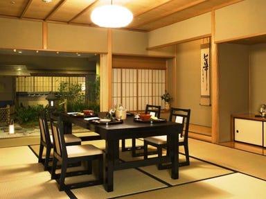 日本料理 花城(プレミアホテル‐TSUBAKI‐札幌)  こだわりの画像