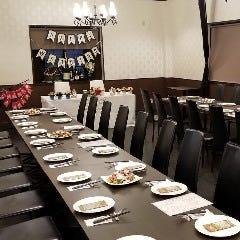 会社宴会、歓送迎会等大歓迎!ご相談承ります。