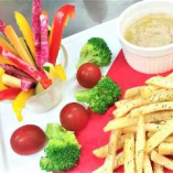 彩り野菜のバーニャカウダー