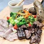 3種の最強肉バルプレートA