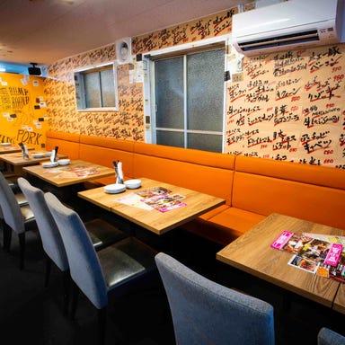 MEAT&WINE WINEHALL GLAMOUR 上野  店内の画像