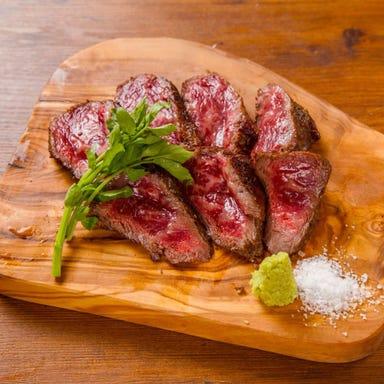MEAT&WINE WINEHALL GLAMOUR 上野  こだわりの画像