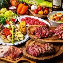 MEAT&原価ドリンク ワインホールグラマー上野