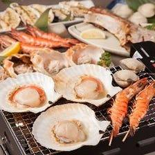 歴戦のシェフが手掛ける海鮮料理