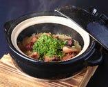 【月替わり!】季節の素材の土鍋ご飯
