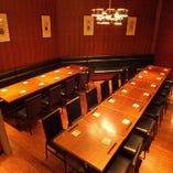 【B70~75卓】各種パーティーに最適な完全個室 貸切もOK!