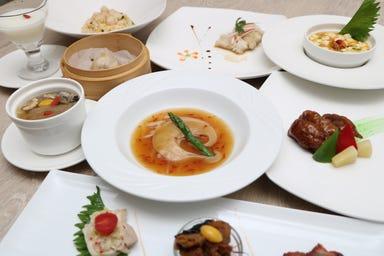 China Dining 羽龍  コースの画像