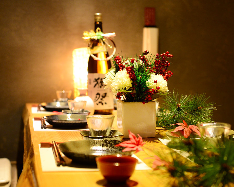 東海の名物料理をご堪能ください