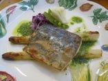 ハルヤコース ☆メインが魚料理☆