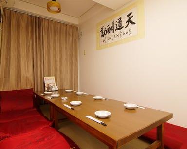 個室中華 食べ放題 香港美味楼 落合店 店内の画像