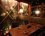 京の風情ただよう店内 観光やデートにも最適です