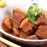 【こだわり素材】とろっトロ豚の角煮