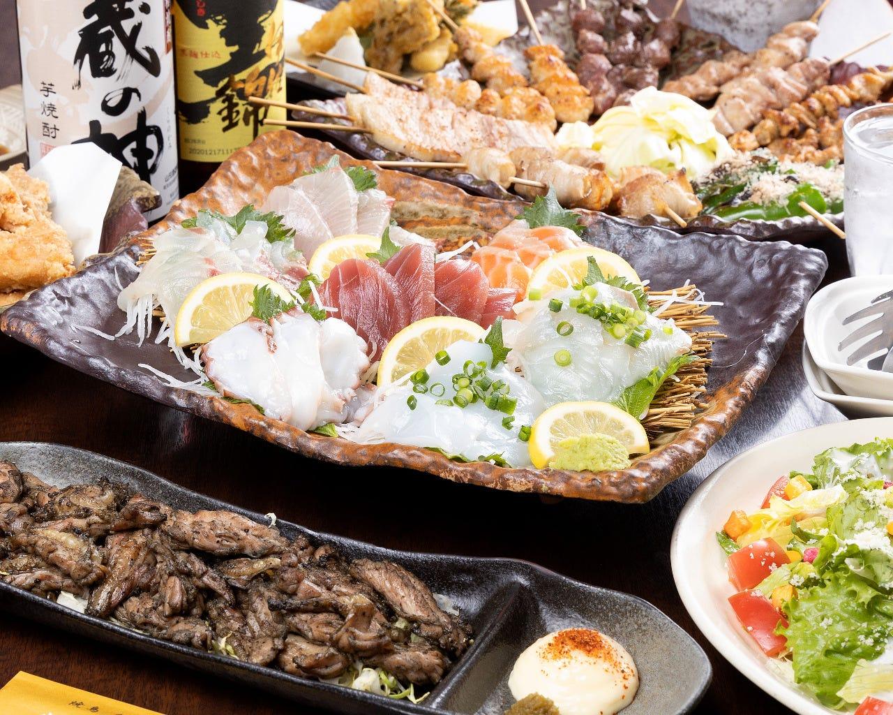 ◆コース料理2000円(料理のみ)~ご用意