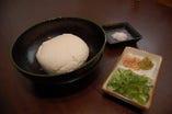 おぼろ豆腐(数に限りがあります)