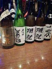 ◆多種多様な日本酒もご用意!