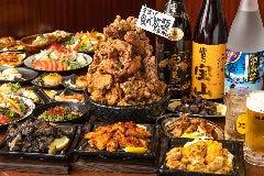 薩摩地鶏と炭火焼 万喜鶏 堺筋本町店