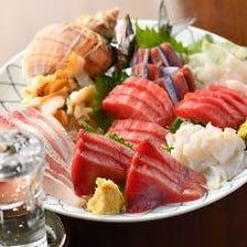 鮮度抜群!魚MARU流『魚料理』