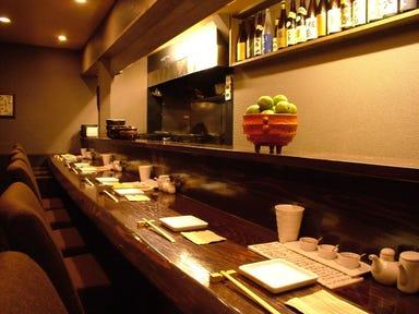鶏料理・博多水炊き うちょうてん  店内の画像
