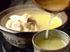 鶏料理・博多水炊き うちょうてん
