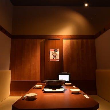 しゃぶ将軍 田なべ 多賀城店  店内の画像