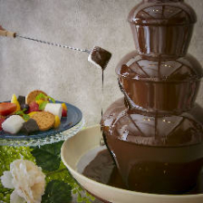 【デザートBar】チョコにディップ♪