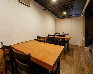 北新地 空海 SORAUMI  店内の画像