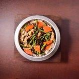 釜飯ランチ ‐山菜‐