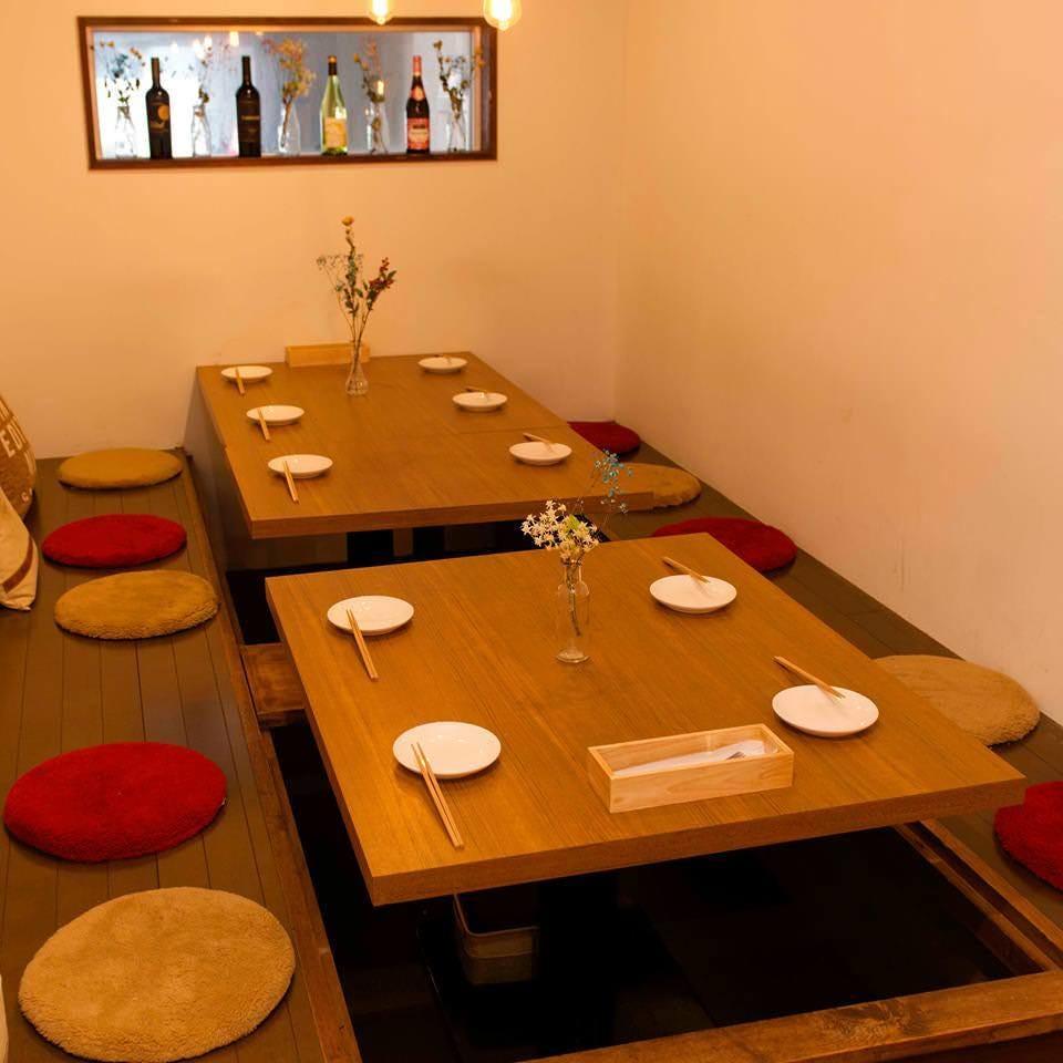 テーブル席・4名様~16名様