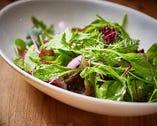 肉バルチョレギサラダ