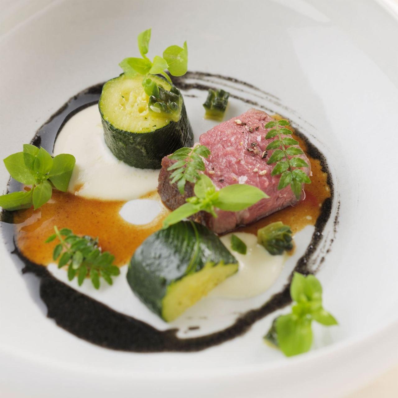 【食材】季節の野菜・北海道産食材
