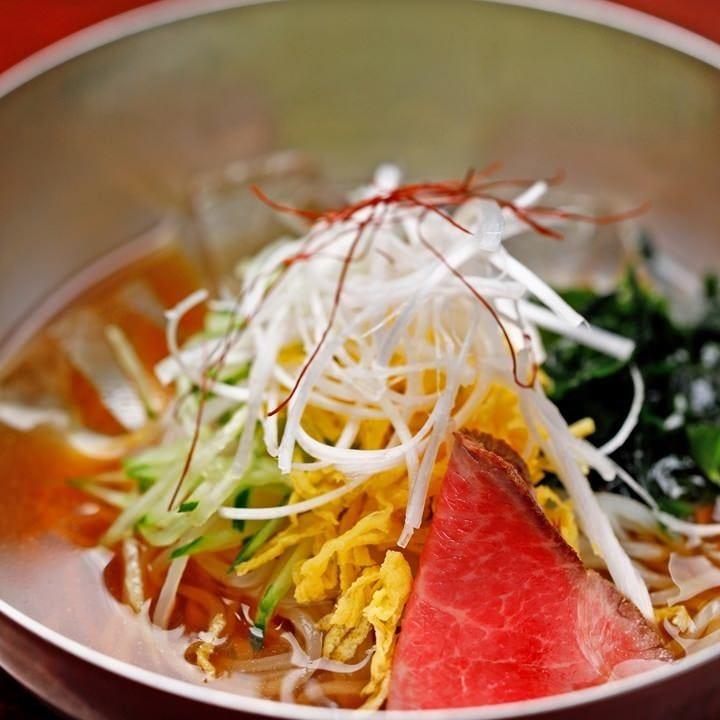 韓国冷麺やお得なランチもご用意