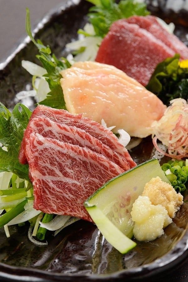 【3時間飲み放題付き】自慢の九州料理堪能!九州満喫超熟宴会コース