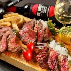 特選A4和牛のステーキ