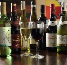 スペイン産ワイン・サングリアなど
