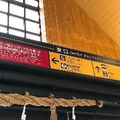 JR鎌倉駅【東口】を出ます。