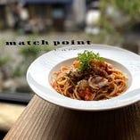 地蛸とフレッシュトマトのスパゲッティー
