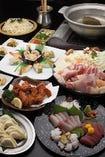 選べる鍋宴会コース