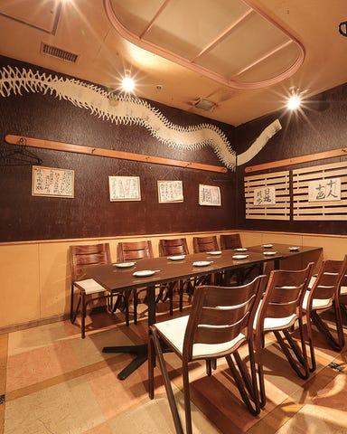 海藤花 第三ビル店 店内の画像