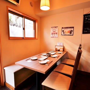 串揚げと季節の料理 莫莫  店内の画像